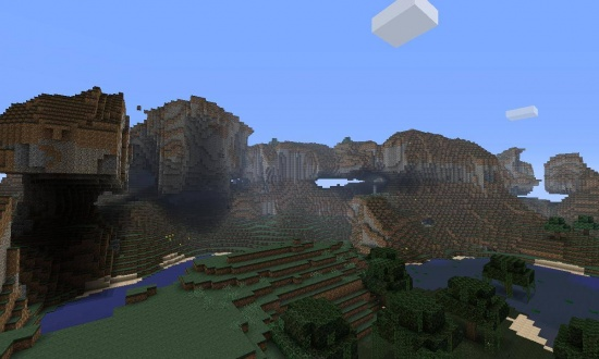 The 5 Best Minecraft Xbox 360 Seeds - Minecraft Seeds