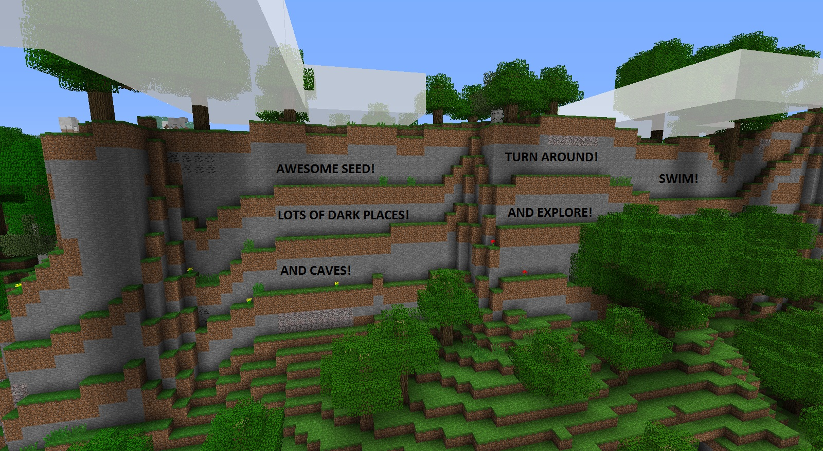 Great Seeds For Minecraft Xbox 360 | myideasbedroom.com