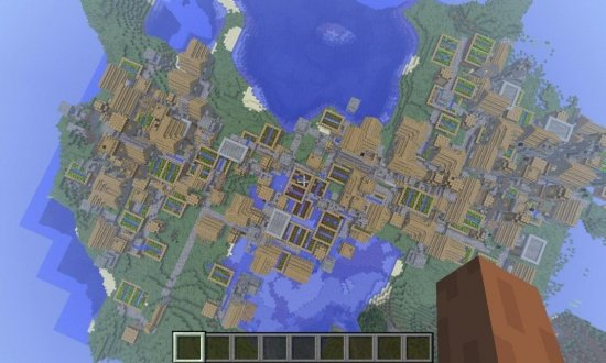 Huge Village Seed by Maddox121