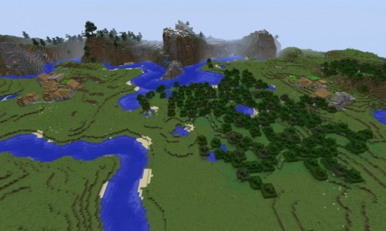 awesome xbox minecraft seeds
