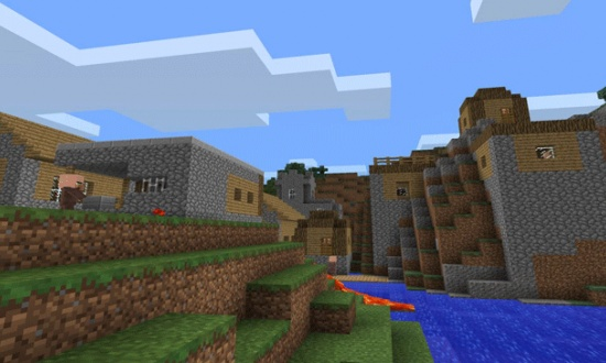 Latest Minecraft Pocket Edition Seeds Minecraft Seeds