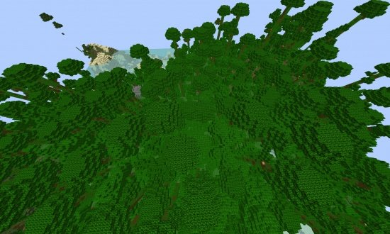 Jungle Biome Seed With Jungle Temple Minecraft Seeds