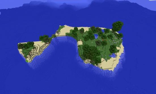 Top 10 Punto Medio Noticias | Minecraft Best Survival Island Seed