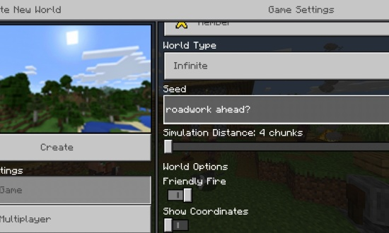 Latest Minecraft Pocket Edition Seeds - Minecraft Seeds