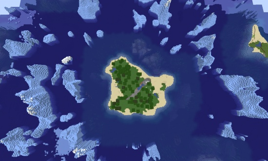 Island Seed by Dearte Deorum