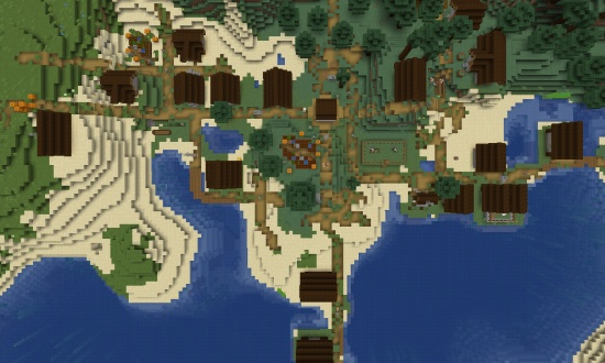 Minecraft Seeds - The Best Minecraft Seed List!