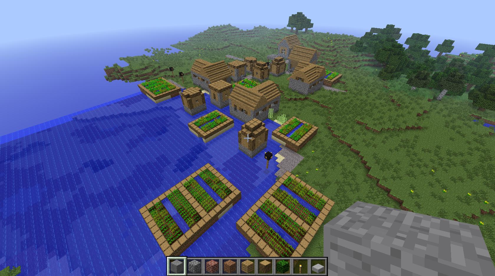 Minecraft Village Seed Code | www.imgkid.com - The Image ...