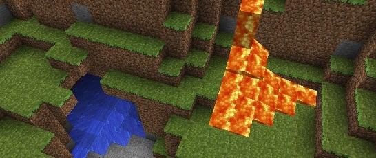 Minecraft 404 Map