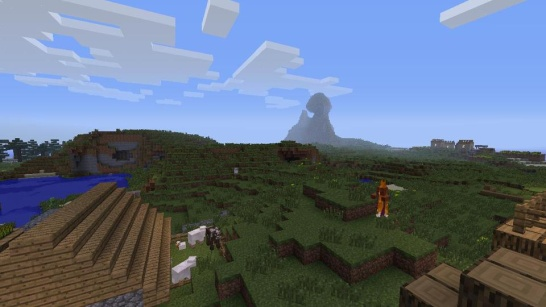 how to make a seed in minecraft xbox 360