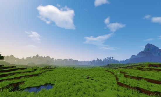 Large Flat Lands Minecraft Seeds