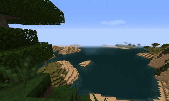 Survival Island 1 8 9 - 1 Tree, no large islands for 1200+