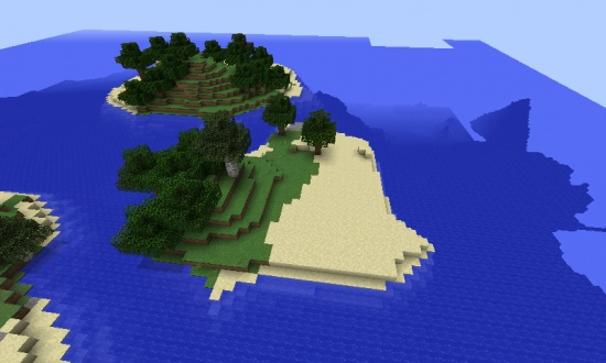 minecraft xbox one survival island seed 2019